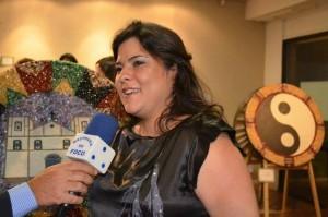 """Entrevista para o Programa Maçonaria Em Foco com Aparício Donizet. Vernissage """"Mandalas por Aparício Donizet"""",na JL Móveis."""