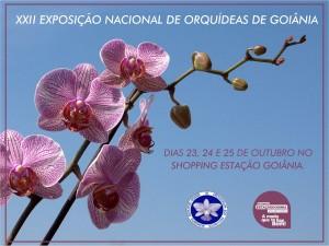22ª Exposição Nacional de Orquídeas de Goiânia