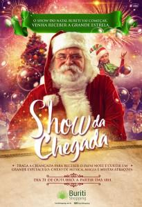 Show da Chegada Papai Noel