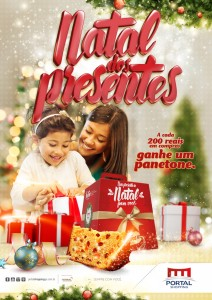 Natal dos Presentes Portal Shopping
