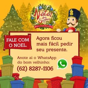Whats Papai Noel BPS