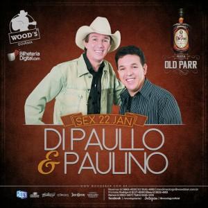 2 Sexta Woods - Di Paullo & Paulino - Eflyer