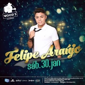 3 Sábado Woods - Felipe Araújo - Eflyer