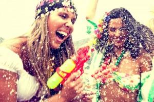 Cuidados com a pele durante o Carnaval