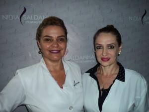 Nidia e Selita _ Foto Janaina Gomes