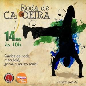 1º Encontro de Capoeira Muzenza Goiás