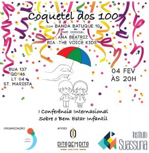 CONVITE - Coquetel de Lançamento do CISBEI - Quinta 04 de Fevereiro - Dito Bem Dito