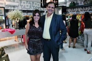 O casal de empresários Silvia Umbelino e Reginaldo Abdala (2)