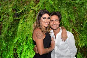 Tana Lobo e Sergio K