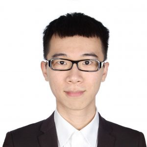 Xiaobin He, editor de moda da revista GQ China