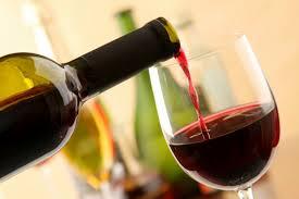vinho taça