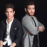 A dupla sertaneja Pedro Naves e Rafael