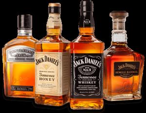 Família Jack Daniel´s