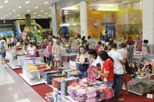Feira de Livros Shopping Estação Goiânia