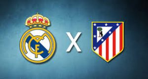 Real Madrid x Atlético de Madrid