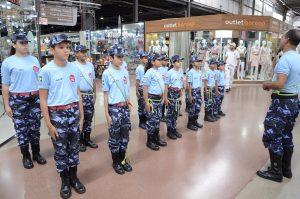 Curso de Bombeiro Civil Mirim - Shopping Estação Goiânia (1)