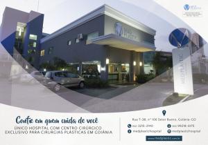 O Med Plastic Hospital é o único Hospital com Centro Cirúrgico exclusivo para Cirurgias Plásticas em Goiânia.