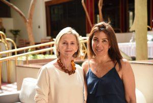 As arquitetas Sheila Podestá e Eliane Martins são as responsáveis por mais essa edição da CASACOR Goiás
