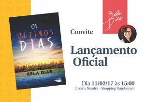 Convite - Bela Dias