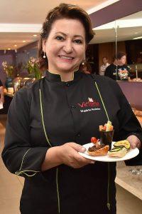 Chef Waléria Noleto - foto Silvio Simões -