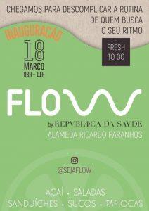 Convite - Flow