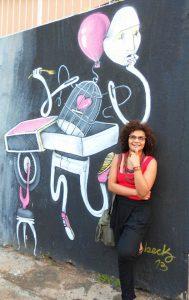 Profa. Zanza Gomes - UFG(Rosângela Gomes) apresenta suas contribuições quanto ao racismo 2