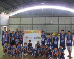 Projeto Oportunidade para Brilhar realizado em Nova Contagem-2016