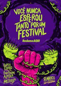 Reclame AQUI cria festival de música para celebrar