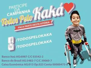 Todos pelo Kaká
