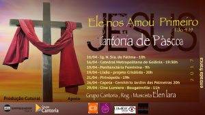 CANTORIA DE PASCOA ATUALIZADO 2017