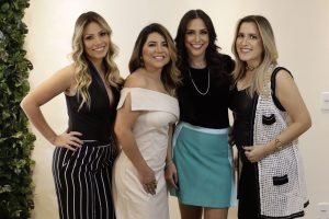 Camila Teixeira, Hellen Cardoso, Tatiane Miguel e Laysa Gontijo 1