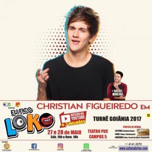 O youtuber Christian Figueiredo - foto divulgação (3)
