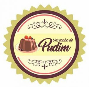 Um Sonho de Pudim_Logo