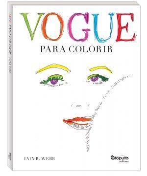 Livro Recria Imagens Da Revista Vogue Patricia Finotti
